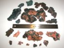 Cleaned copper samples