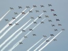 Formation Flying at Oshkosh