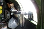 B-17 .50 caliber machine gun