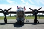 B-24 Liberator glass nose