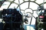 B-29 glazed cockpit