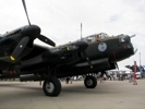 Lancaster bomber at Oshkosh
