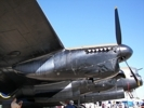 Lancaster bomber engines