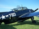 TBM Avenger right side