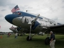 Candler Field Express DC-3 Airliner