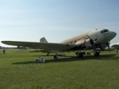 Judy C-47 transport full view