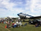 Two DC-3 Airliners