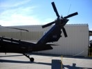 UH-60 Blackhawk tail rotor.