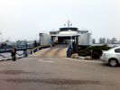Great lakes car ferry.