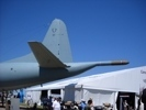 P-3 Orion tail and boom